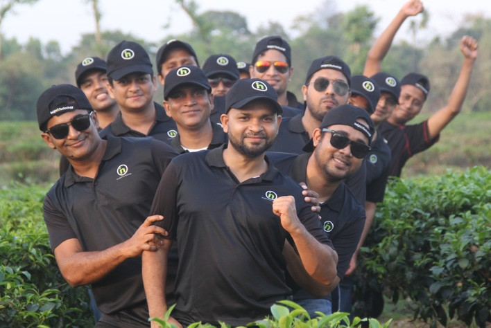 Insightin Technology team sylhet tour