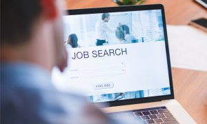 data science job search