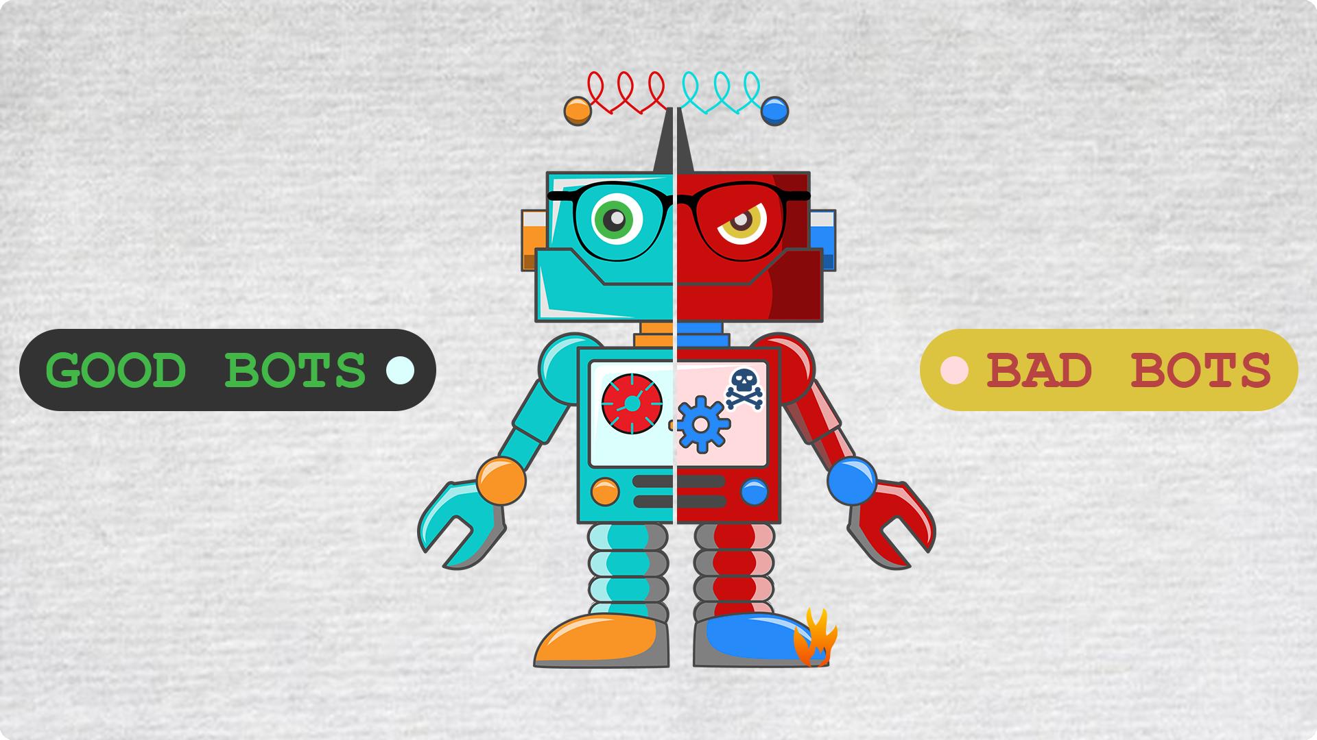 Good bot vs bad bot